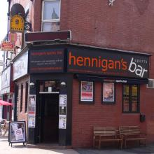 Hennigan's Sports Bar